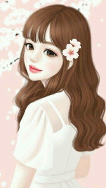 Enakei Gadis Animasi Anime Gadis Cantik Gadis Cantik