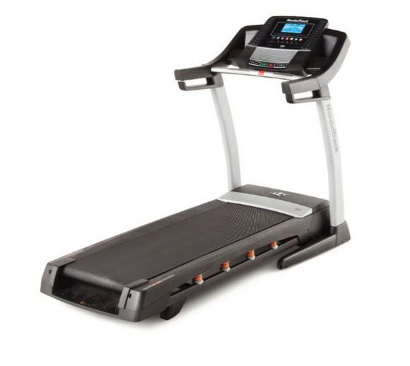 NordiTrack treadmill máquina de Sears
