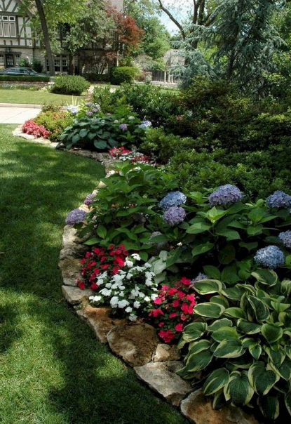 Photo of #landscaping 20+ Georgeus Front Yard Lanscaping Ideas – Blumenbeete Ideen 2020
