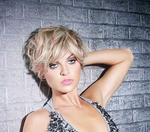 Find your best short hair colour@ Salon Maddison from traditional to sassy & trendy styles.