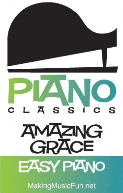 Amazing Grace Newton Print And Download Easy Piano Sheet Music
