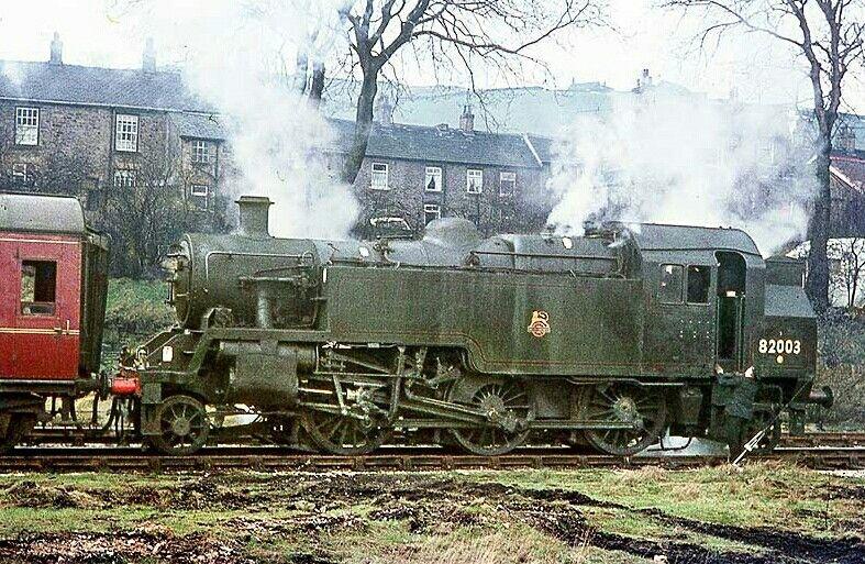 Br standard class 3 262t steam steam