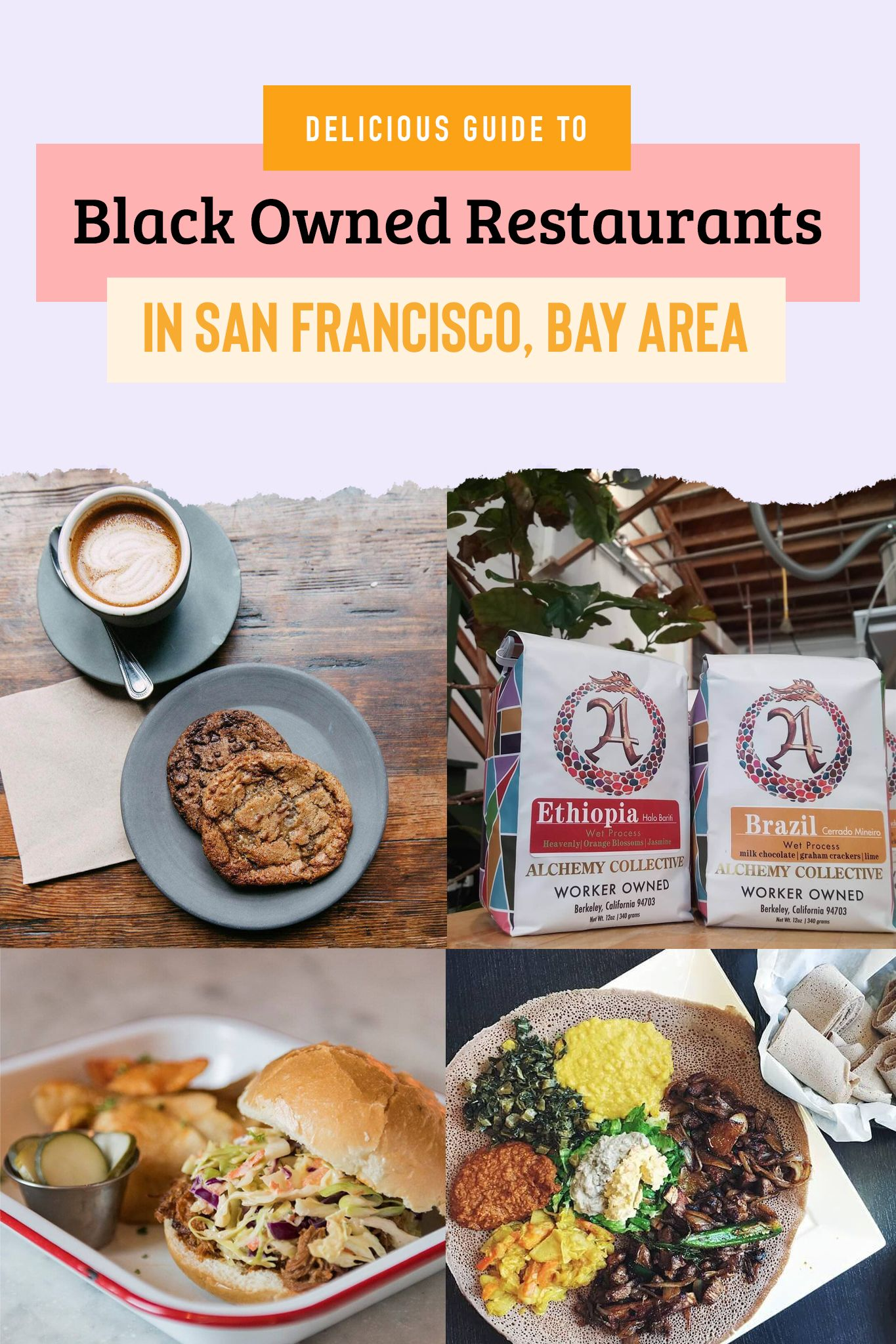 Guide To Black Owned Restaurants In San Francisco Bay Area In 2020 San Francisco Restaurants California Travel Destinations Francisco