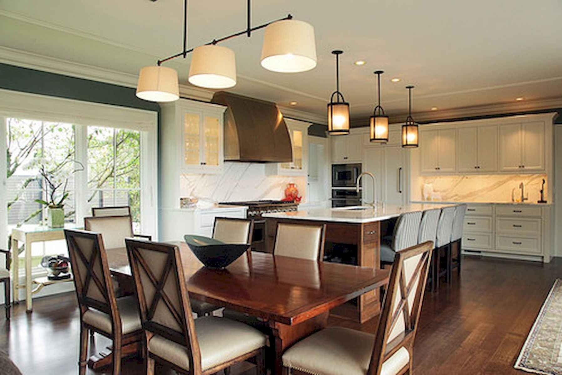 70 Farmhouse Dining Room Lighting Decor Ideas And Design Di 2020