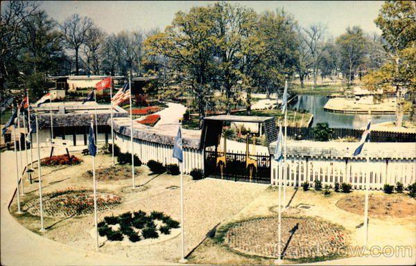 Louisiana Purchase Gardens Zoo Louisiana Purchase Louisiana Louisiana Homes