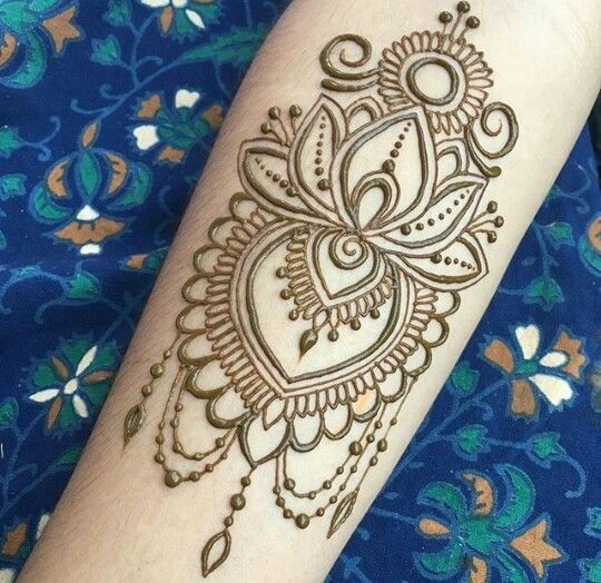Henna Wrist Drawings: Image Result For Thigh Henna