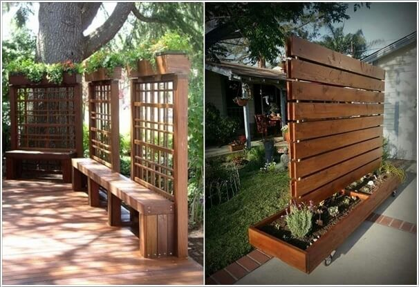 Which Kind Of Privacy Fence Do You Like Privacy Screen Outdoor Outdoor Privacy Budget Patio
