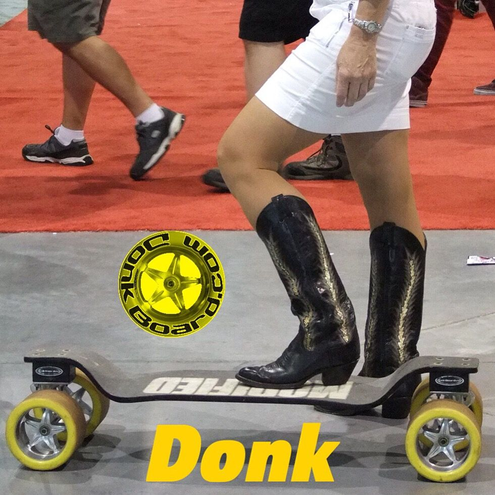 Everyone is getting ready for #PushPSL April 2nd 2016.  www.DonkBoard.com/Events  #halfmarathon #DonkBoard #boots