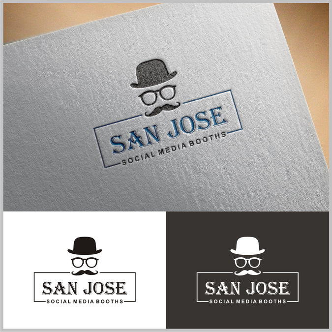 Create a unique, fun logo for my photo booth company by