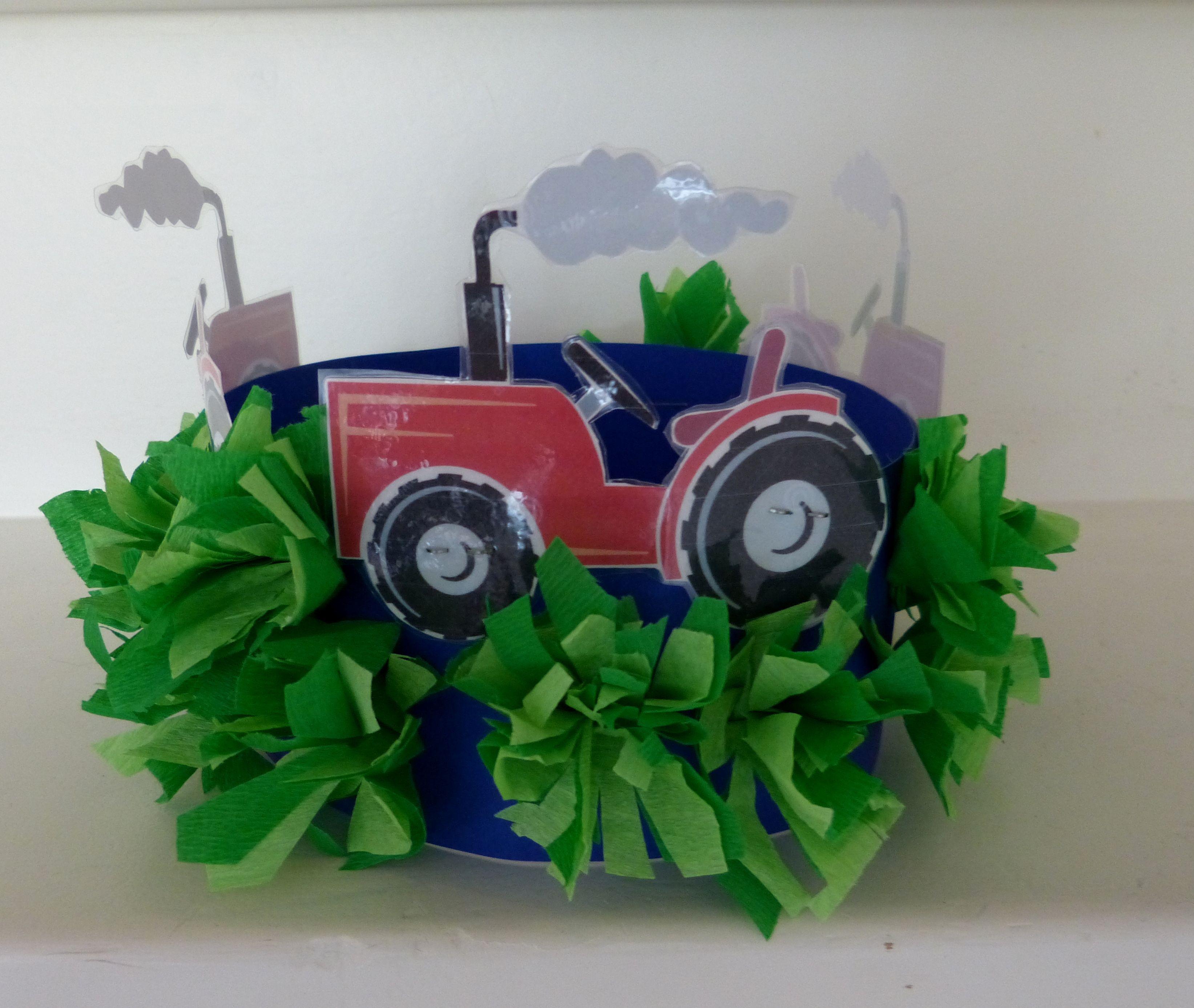 Kroon tractor