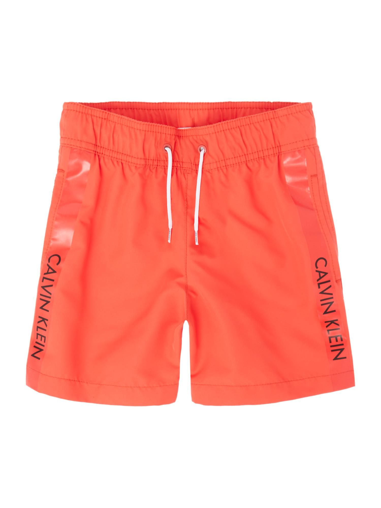 0486262d232 Buy your Calvin Klein Boys Drawstring Swim Shorts online now at House of  Fraser. Why not Buy and Collect in-store?