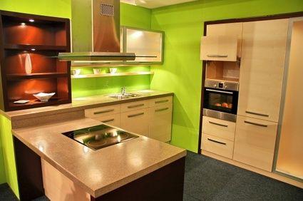 Decoración de Cocinas Pequeñas y Sencillas Diseño de Interiores ...