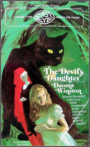 The Devil's Daughter by Daoma Winston