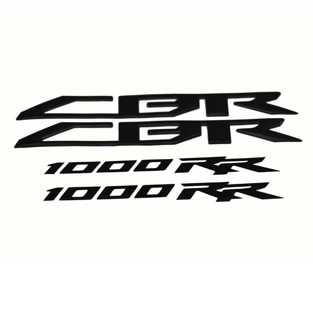 KODASKIN Motorcycle 3D Raise Emblem Stickers Decal for