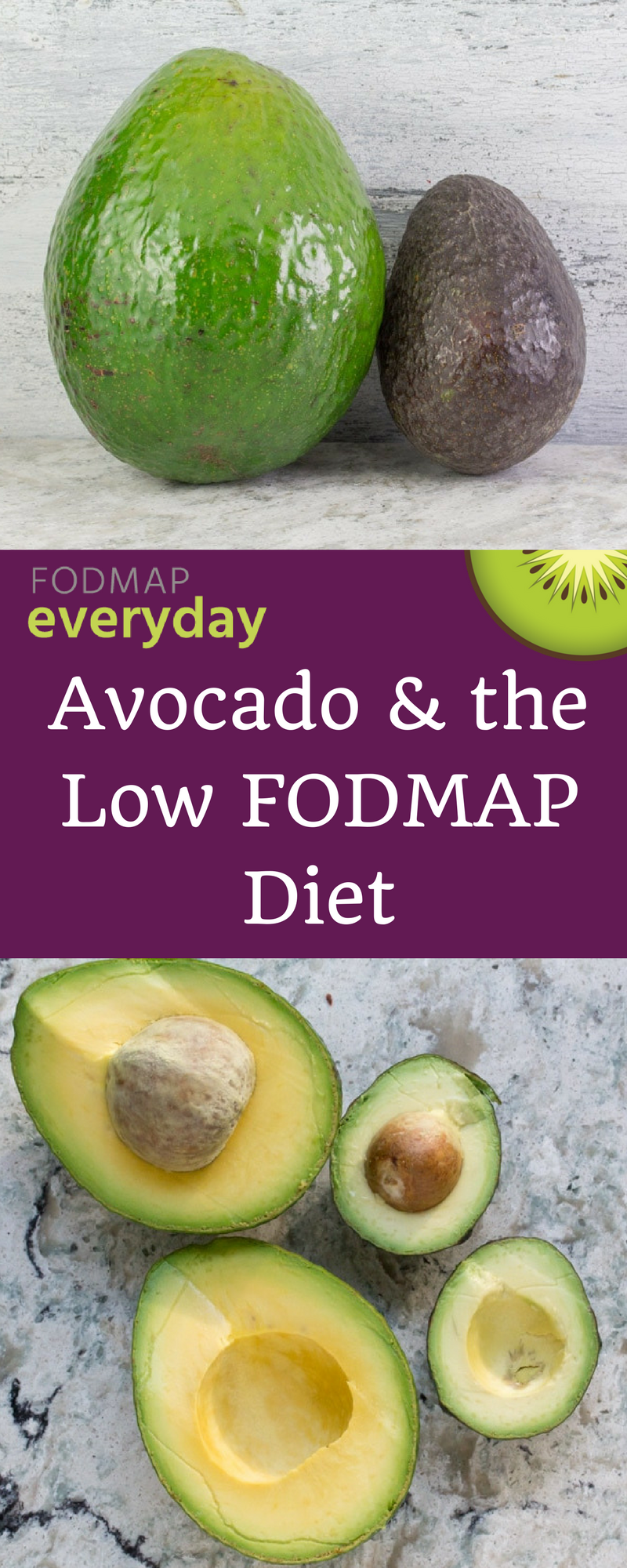 can i have avocado on fod map diet
