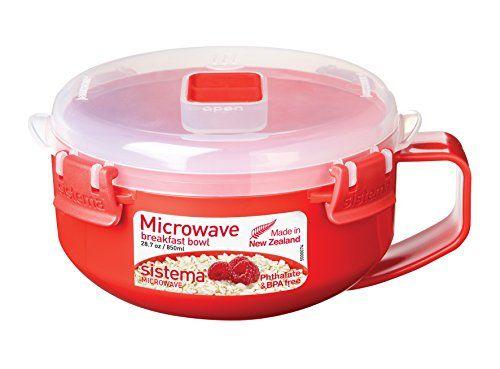 Sistema Microwave Breakfast Bowl - 850 ml, Red/Clear Sistema https://www.amazon.co.uk/dp/B00DP30SWE/ref=cm_sw_r_pi_dp_ENuoxbQHW463D