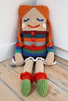 Gratis Haakpatroon Pop Knuffels Crochet Dolls Amigurumi En