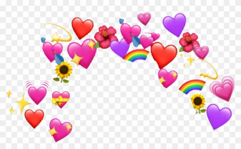 Aesthetic Broken Heart Png Broken Heart Emoji Clip Art Broken Heart Images