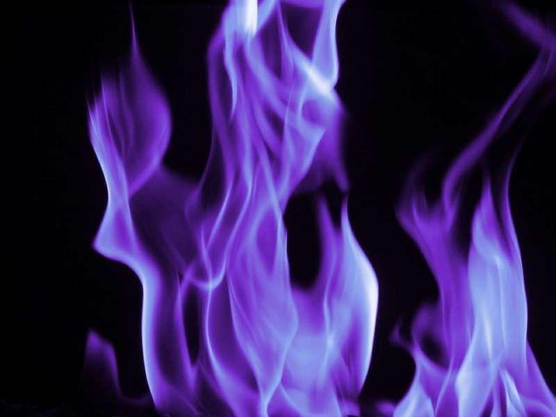 Google Purple Flame Purple Fire Purple Aesthetic