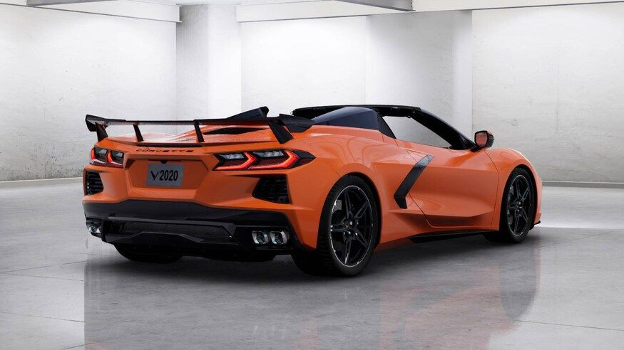 2020 C8 Corvette Convertible Here S How We D Build Ours In 2020
