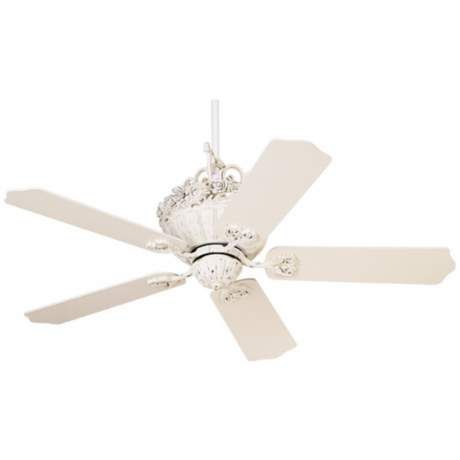 60 casa montego rubbed white ceiling fan mozeypictures Image collections