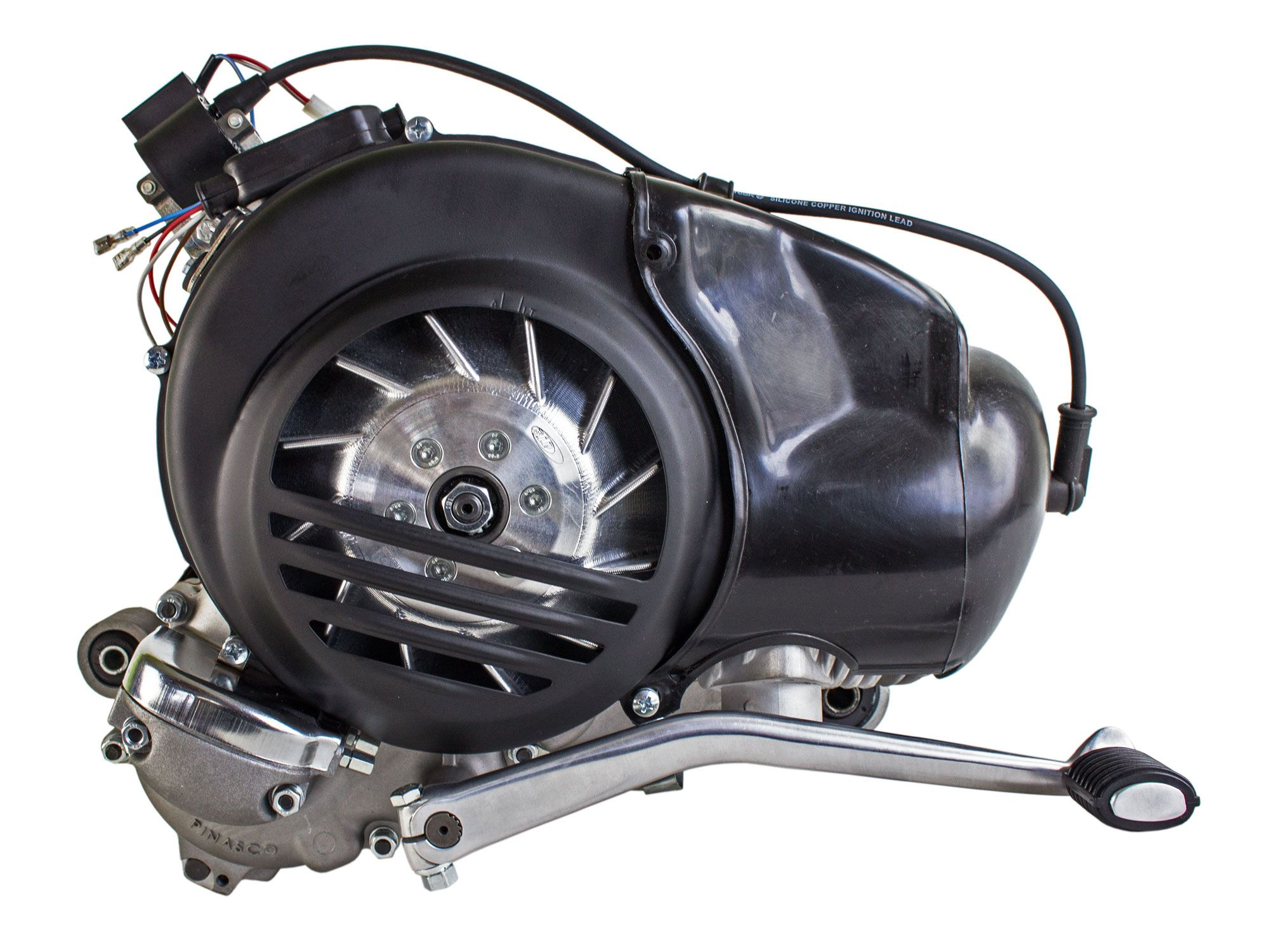 Motor Vespa Px 200 Quattrini 244 260ccm Vespa Px 200 Vespa