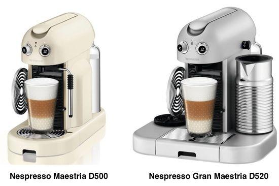 Nespresso Gran Maestria Comparison Nespresso Best Espresso