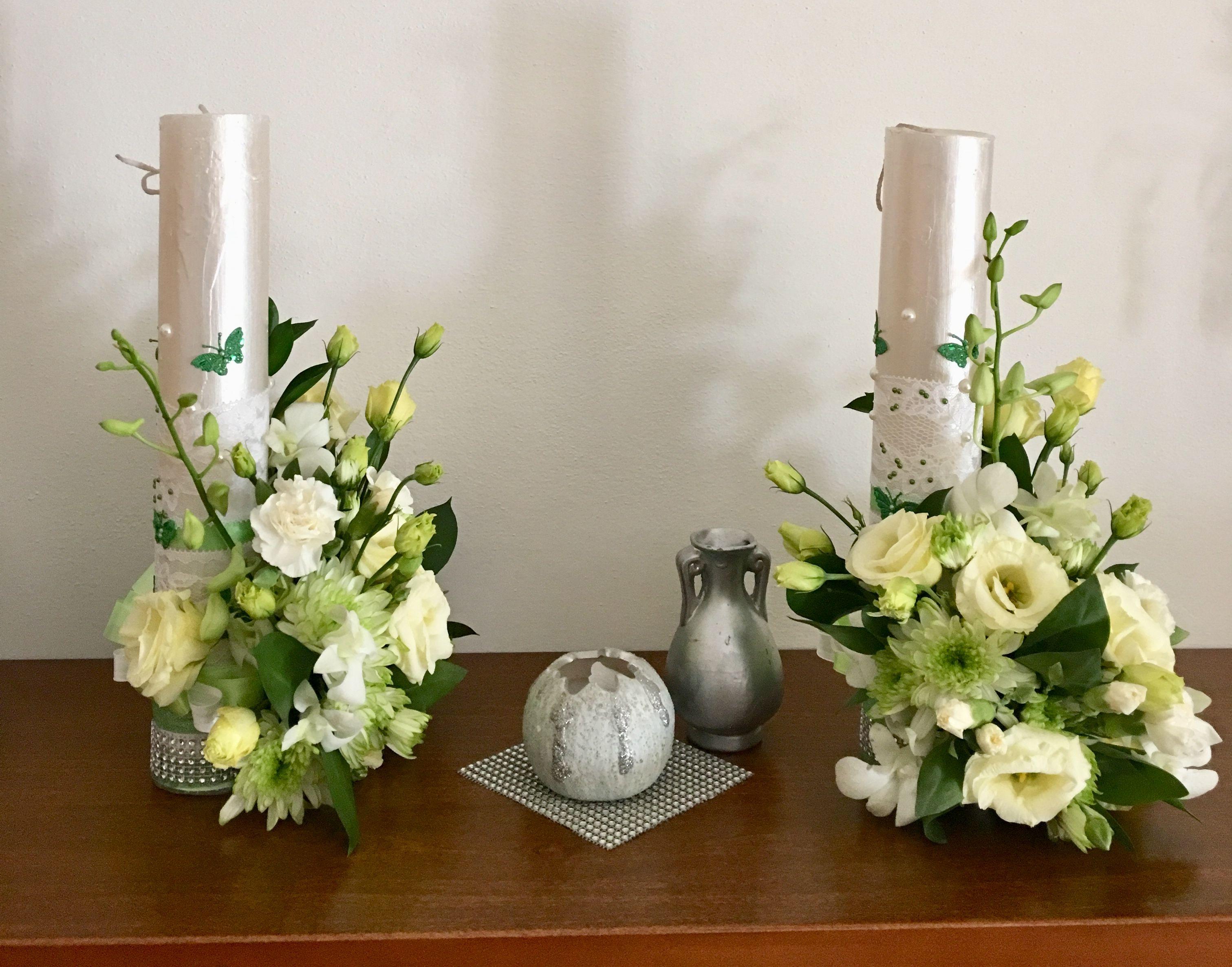Candele Bagno ~ Candele matrimonio ortodosso stefany s candels flowers
