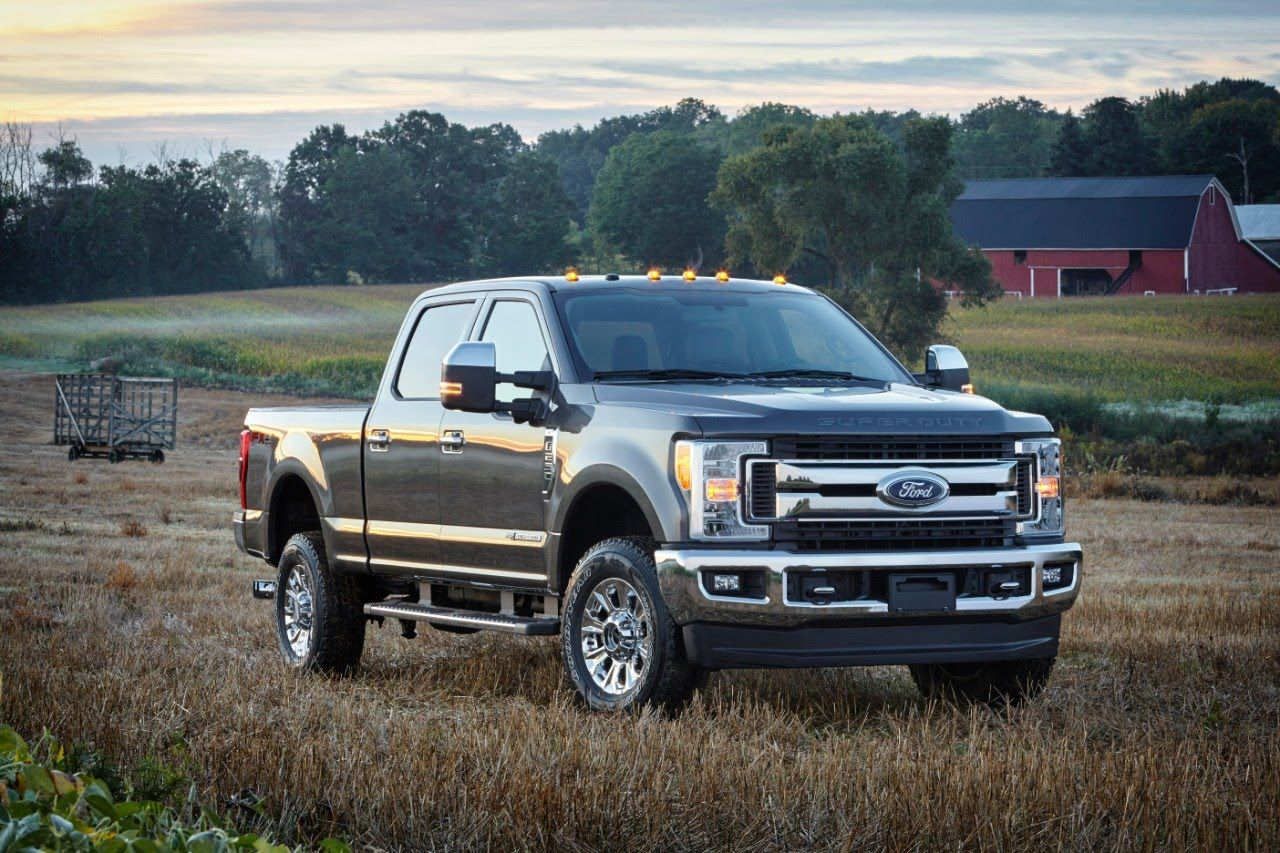 2017 ford f series super duty wears aluminum body and loses 350 pounds pics