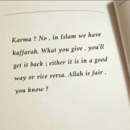 believe 'bout karma  on We Heart It