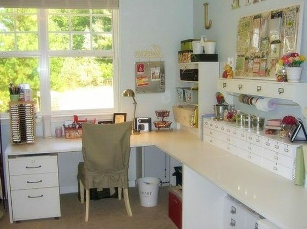 Home Office L Shaped Desk Ideas With L Shaped Corner Desks For