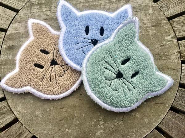 Photo of Archivo de bordado de gato WaschPad ♥ ITH 10×10