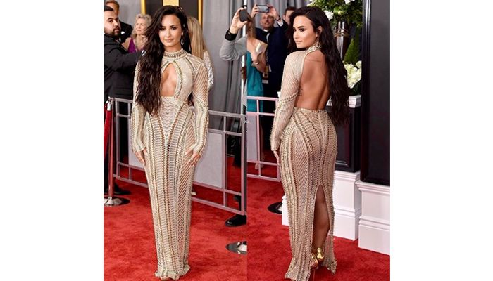 TheGrammysare here and these ladies made it an uncomfortable fashion moment.