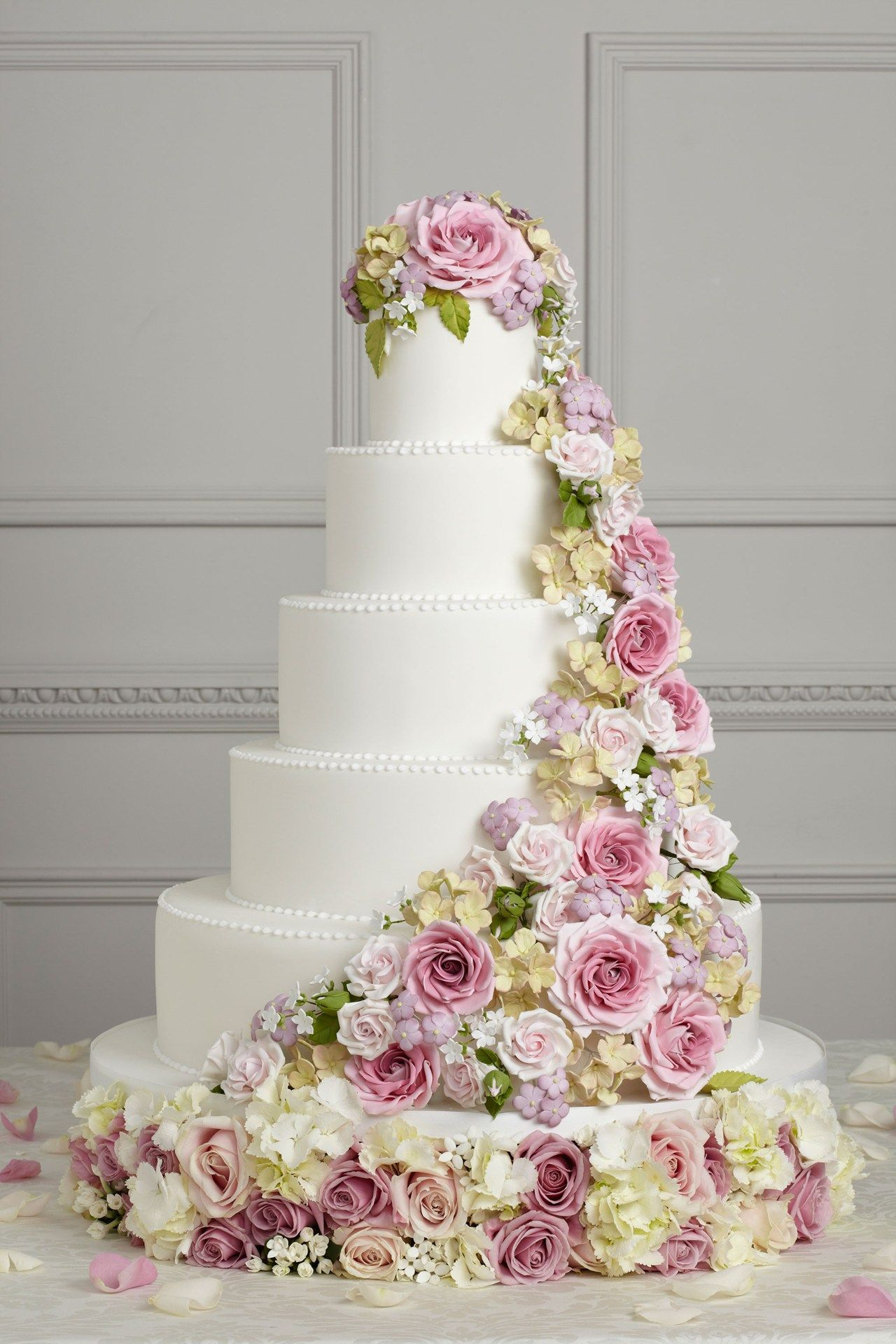 Iced Wedding Cake Collection   Cake, Wedding and Floral
