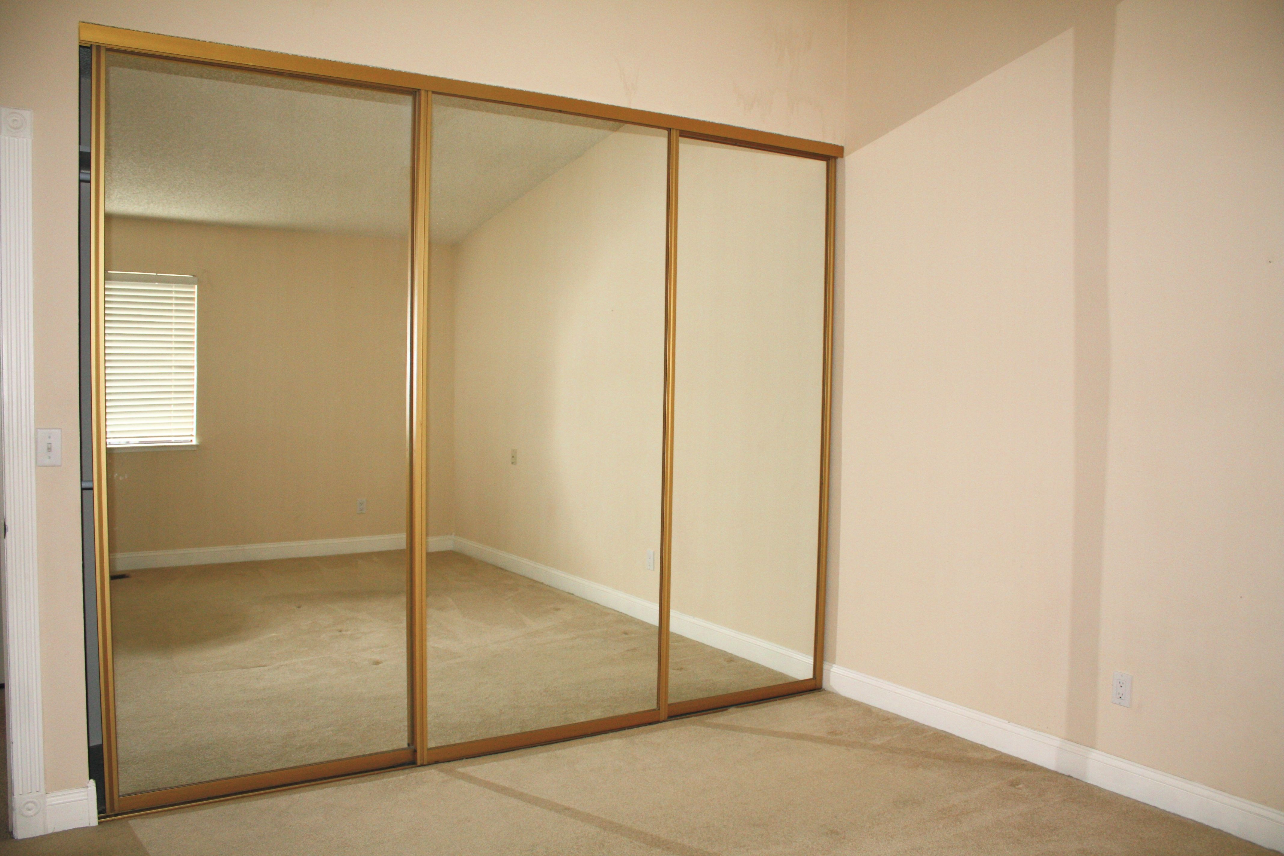 3 Panel Sliding Mirror Closet Doors Httptogethersandiacom