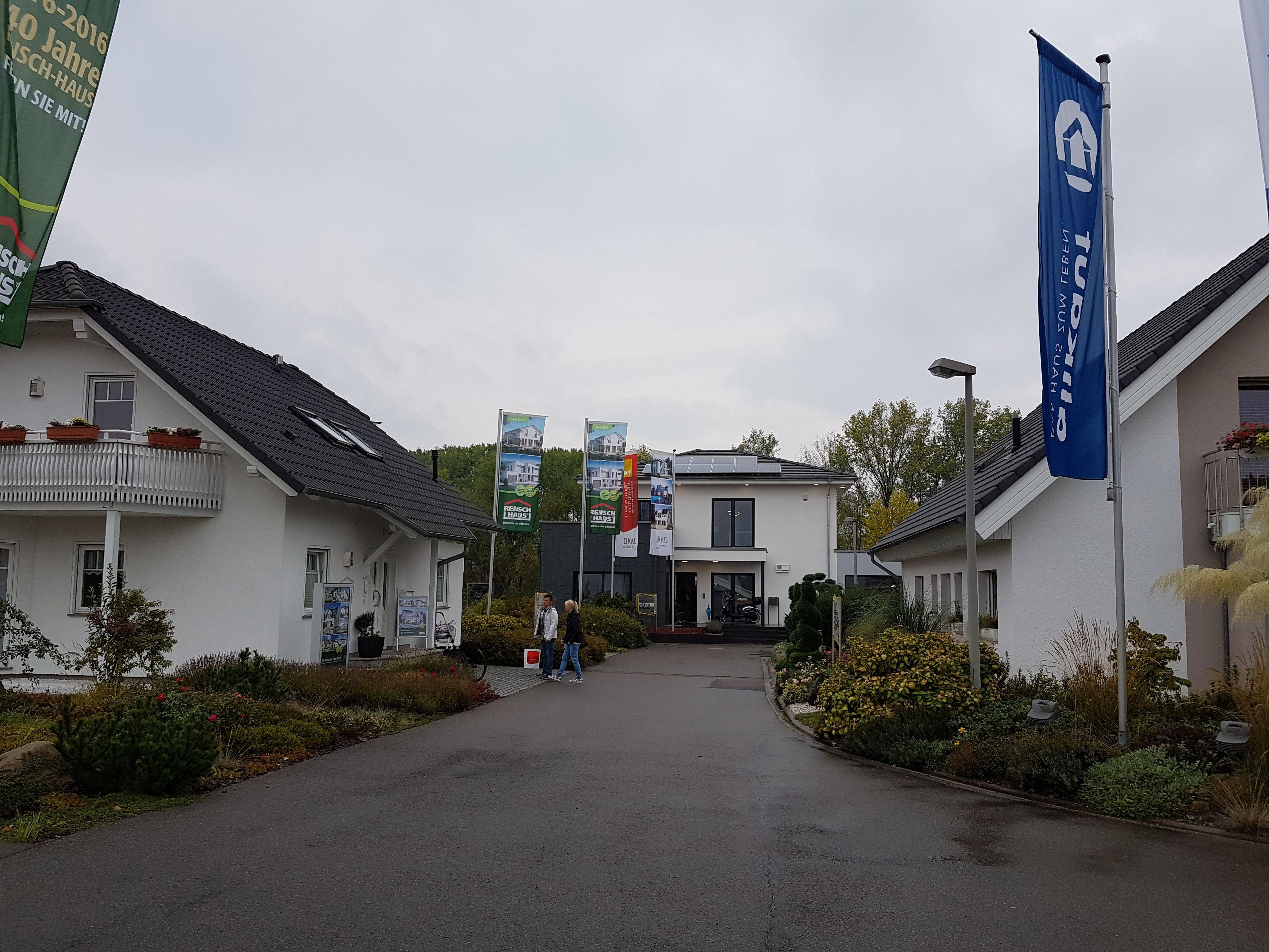 UngerPark in Schkeuditz. An der A9, Abfahrt LeipzigWest