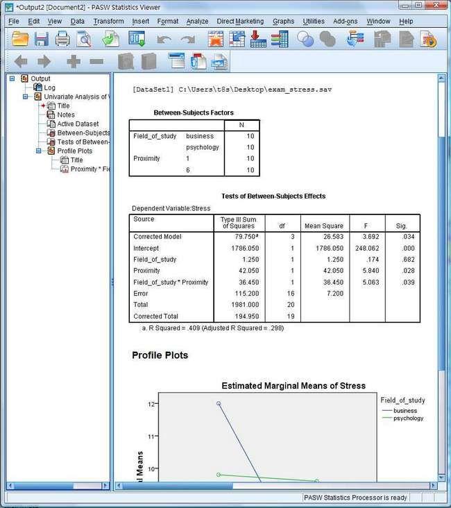 Two Way Factorial Anova Anova Math Analysis