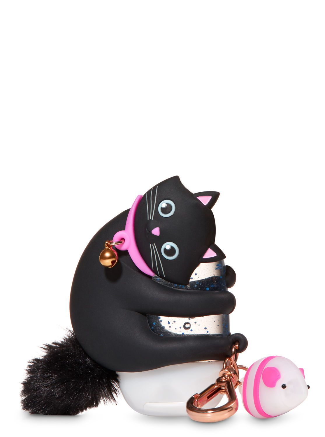 Jasper The Cat Light Up Pocketbac Holder By Bath Body Works