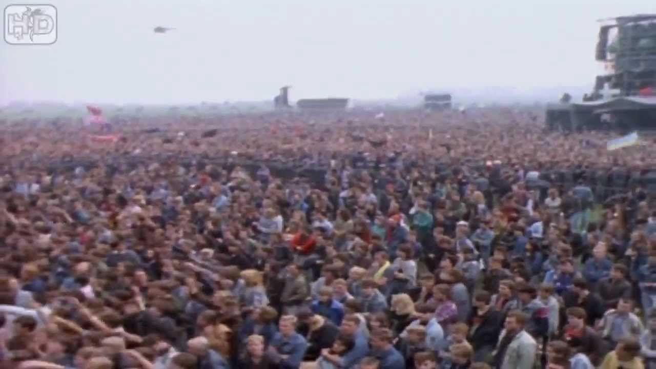 1991 crowd moscow metallica Metallica Perform