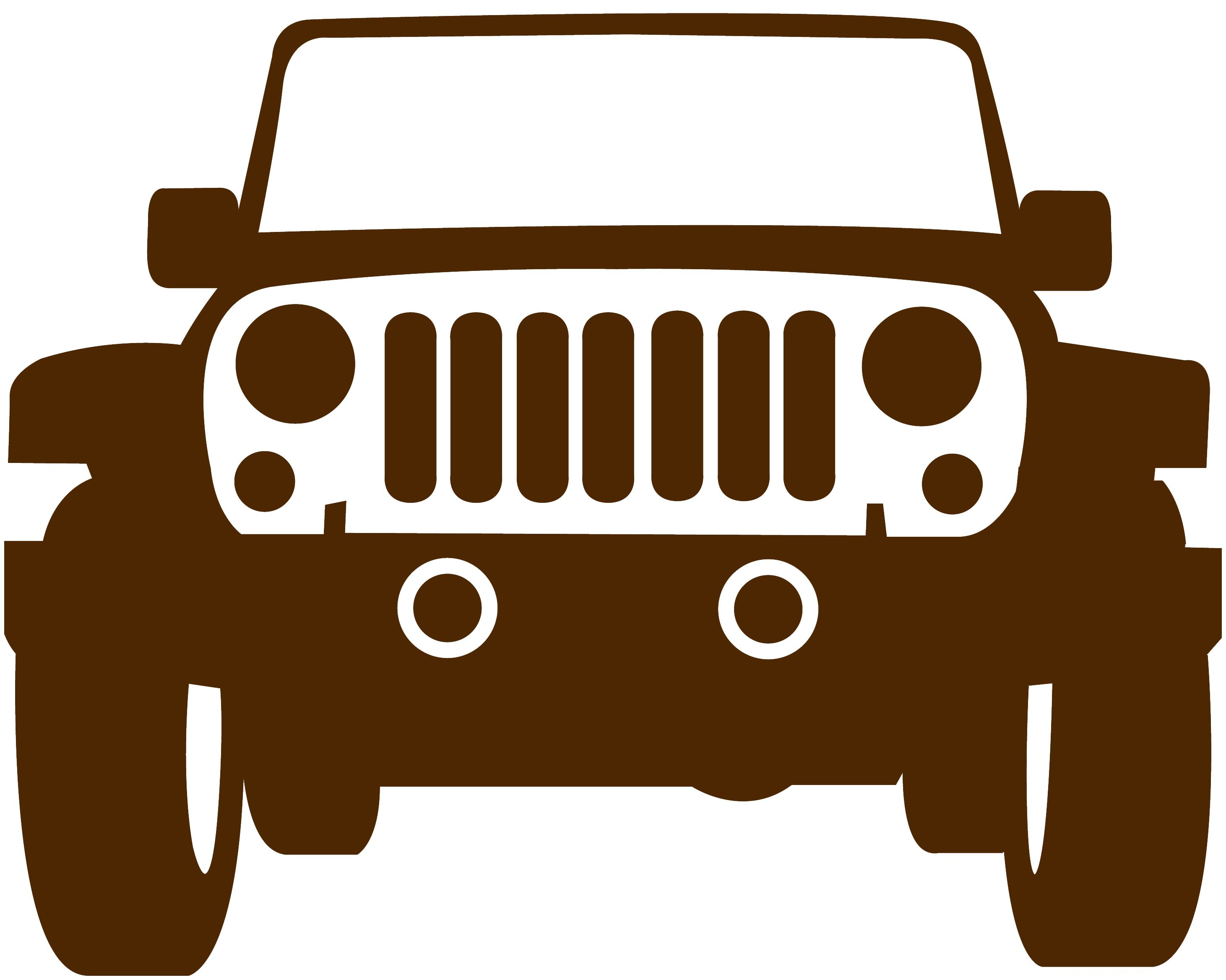 Christmas Jeep Silhouette.Christmas Jeep Silhouette Year Of Clean Water