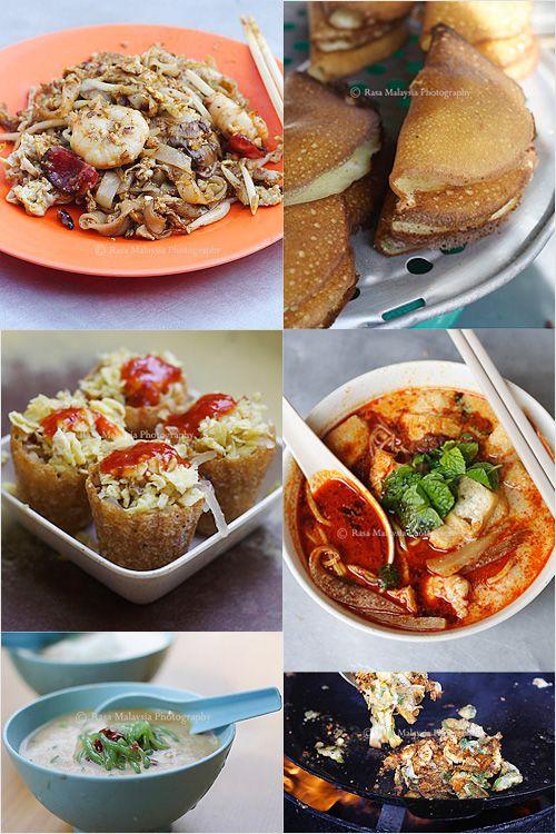 Travel To Malaysia Culinary Tour Penang Rasamalaysia Comida Bebida Recetas Viajes
