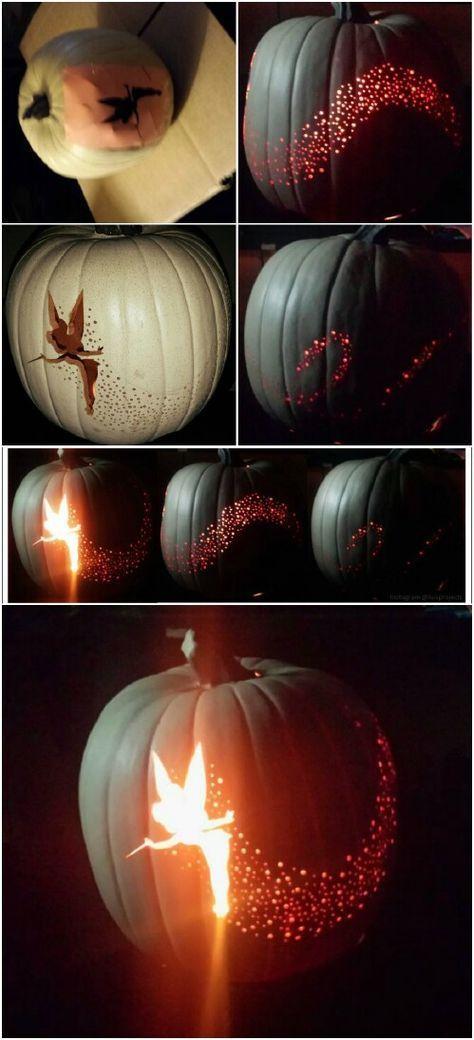 70 Creative Pumpkin Carving and Decorating Ideas You Can Easily DIY - DIY &... #pumpkindesigns