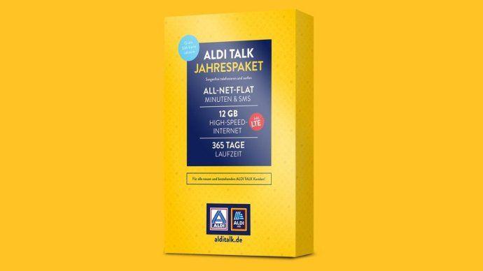Aldi Talk 60 Euro Jahr
