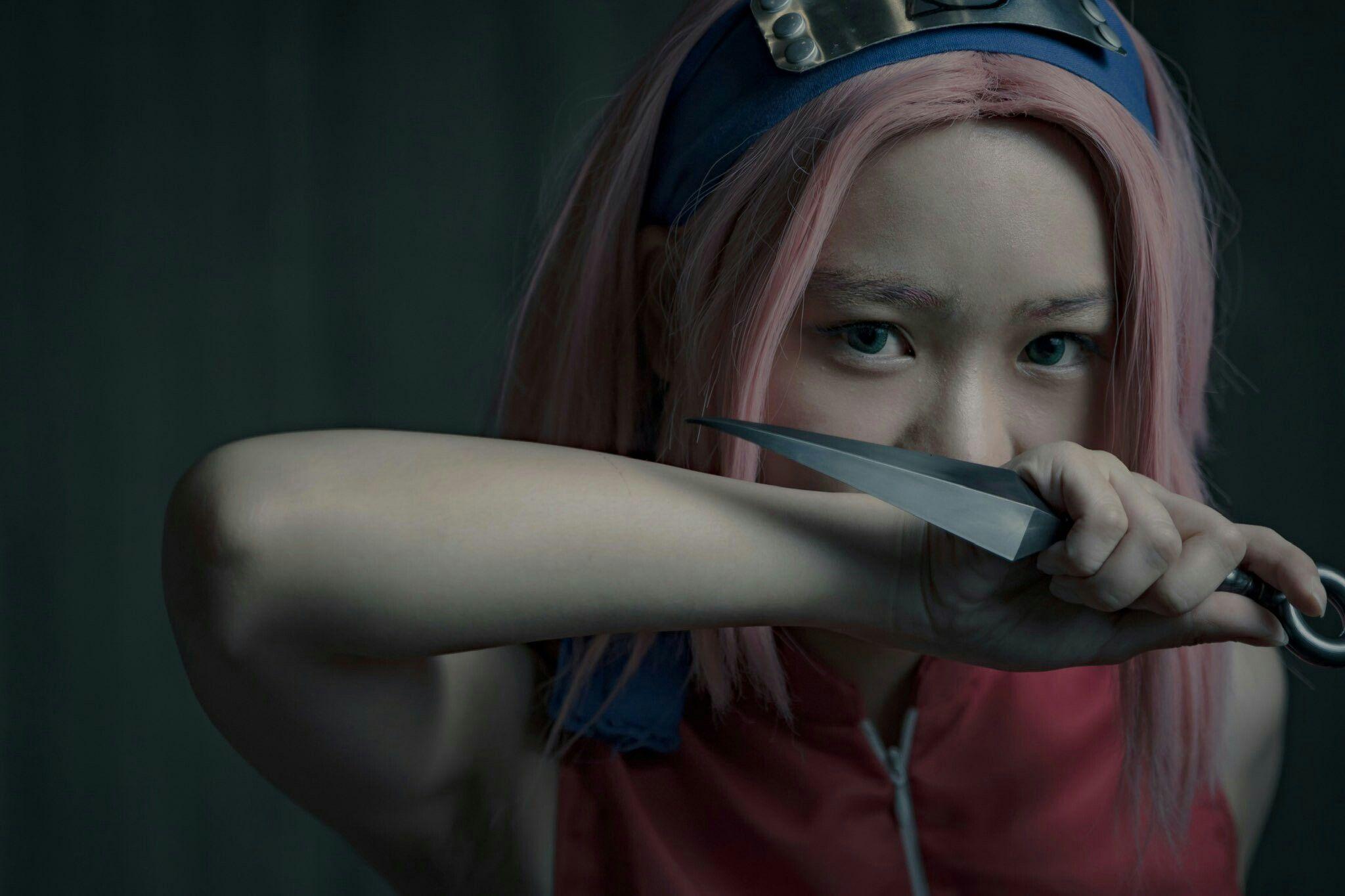Pin oleh HimeQu di Kunoichi♡Qu cosplay art