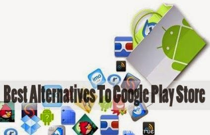 Best Alternatives to Google Play Store
