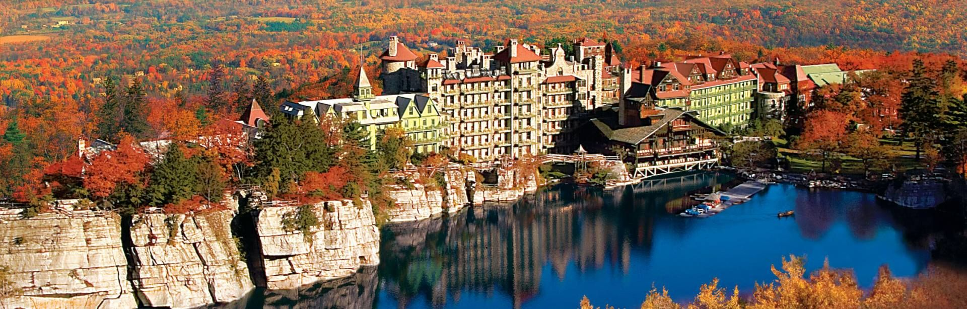 Mohonk Mountain Resort Right In Pa Travel Mohonk