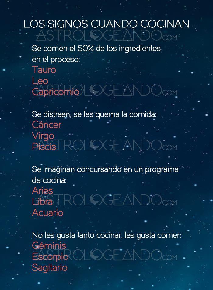 Los signos cuando cocinan zodiac aries and scorpio - Los signos del zodiaco en orden ...