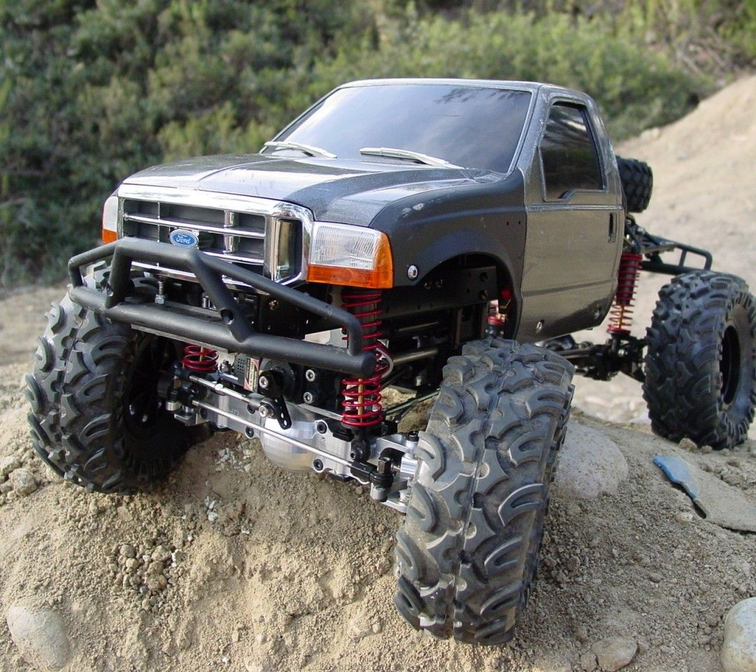 The List #0555: Drive a Monster Truck | Monster Trucks ...