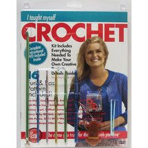 Walmart I Taught Myself Crochet Kit Wishlist Crochet Hooks