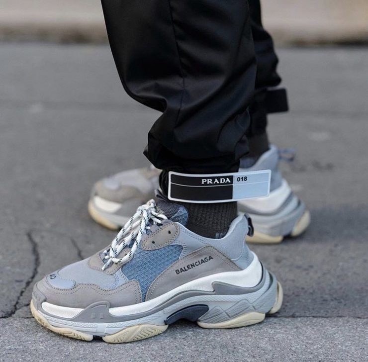 992cc87d7c4 Will the chunky sneaker trend continue in fall-winter 2018  - inspiront.com